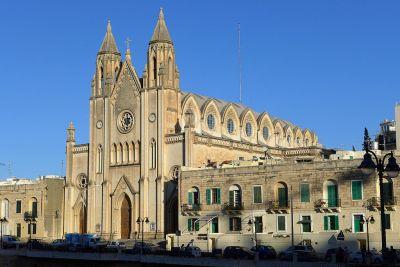 Church in Malta